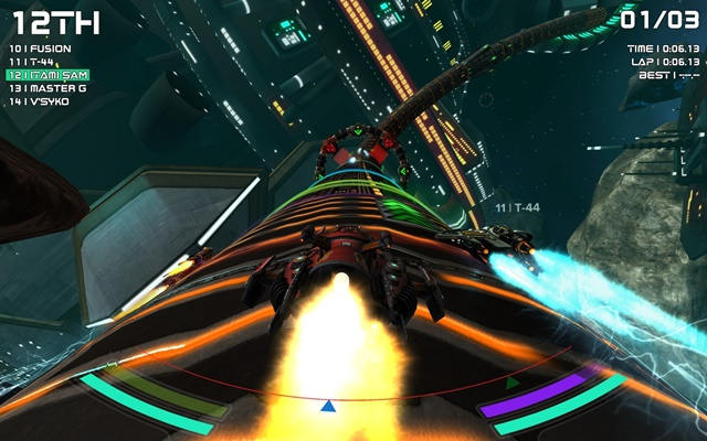 Radial-G : Racing Revolved PC Full