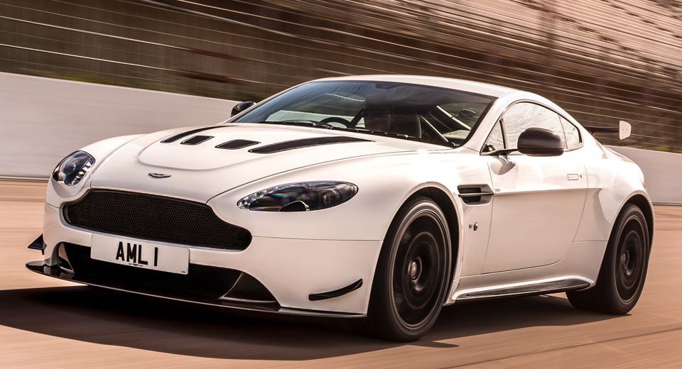 Aston Martin says goodbye to Vantage with Le Mans tribute
