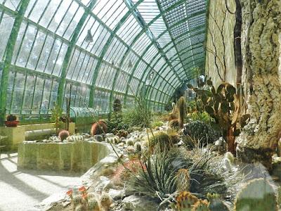 orto botanico montpellier serra