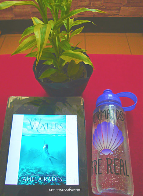Deep Waters by Alicia Rades   ARC   A Book Review by iamnotabookworm!