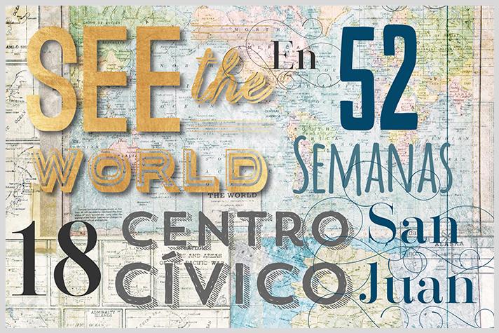 Photo projects 52 lugares en 52 semanas by Stylistinaction - Semana 18 Centro Civico San Juan - Cuyo - Argentina - foto portada