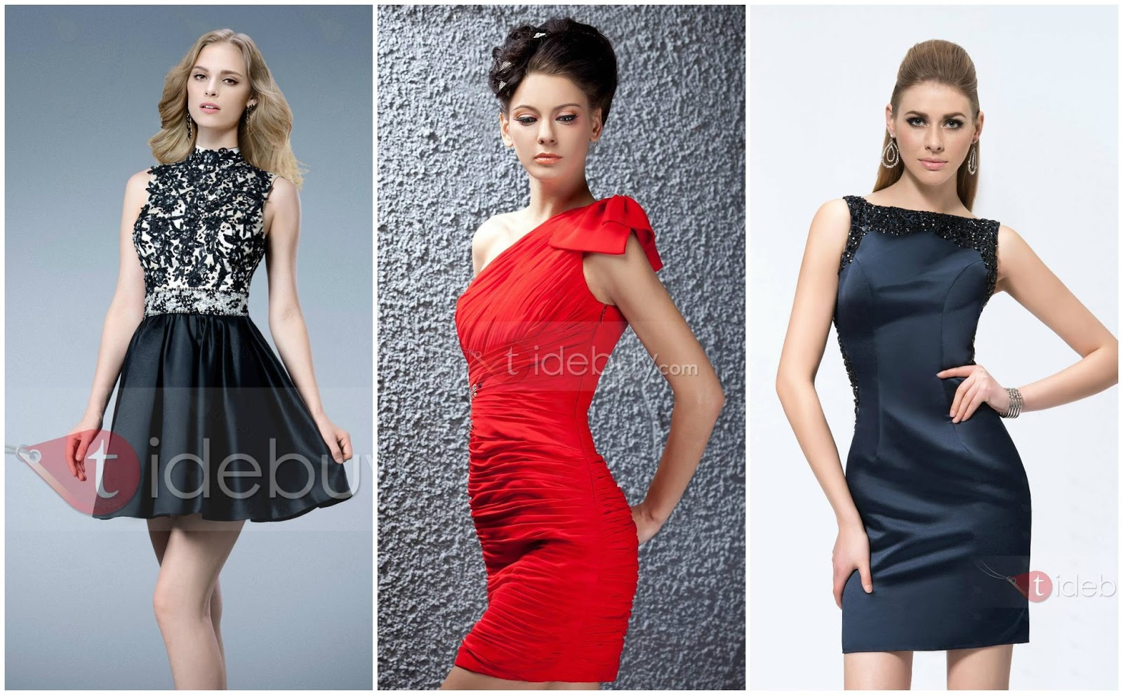 Cocktail Dresses From Tidebuy.com