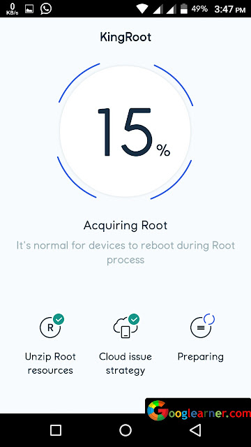 Root Any Android Smartphone in just 1min (Without PC)