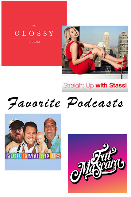 podcasts-favorite podcasts