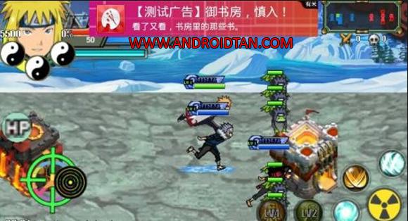Narsen Storm Generations Mod Apk By Cavin Nugroho (Naruto Senki) Update
