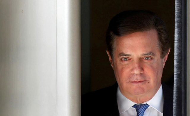 Manafort Assistant Gave FBI Access to Storage Locker: Testimony
