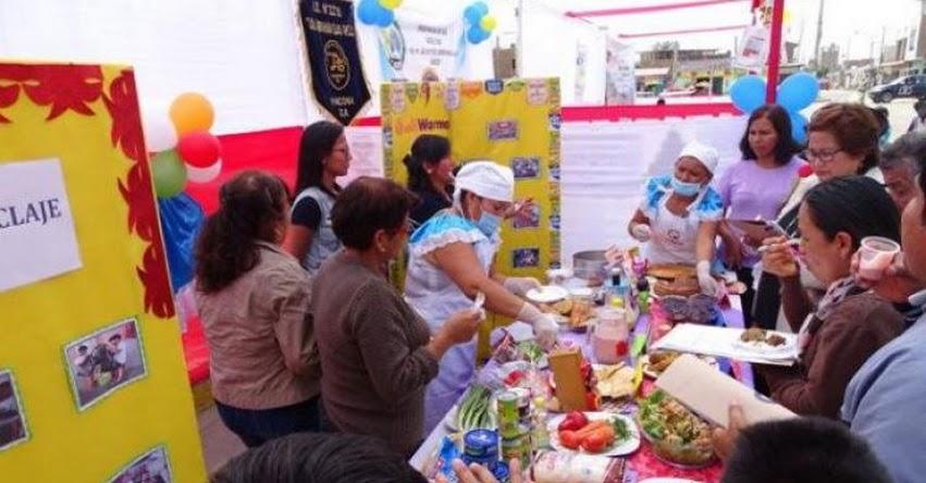 QALI WARMA: Comités de Alimentación Escolar de Ica mejoran en cumplimiento de parámetros de calidad que impulsa Midis Qali Warma - www.qaliwarma.gob.pe