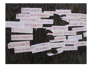 Responsibility and accountability at the Workplace