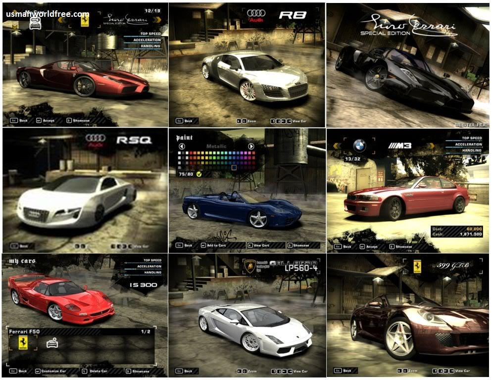 Need For Speed Most Wanted Black Edition Free Download ...