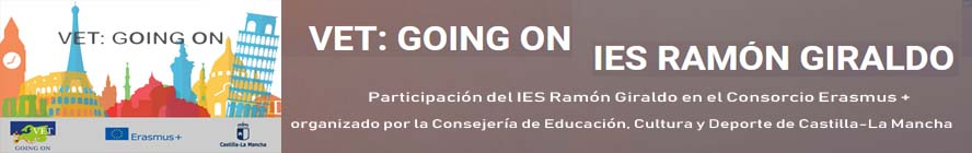 VET: GOING ON IES RAMÓN GIRALDO