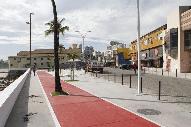 Governador critica projeto e questiona valor da obra do Rio Vermelho