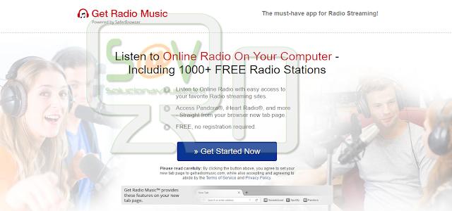 Get Radio Music