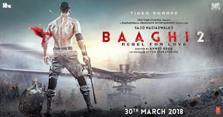 Second Poster Of Baaghi 2