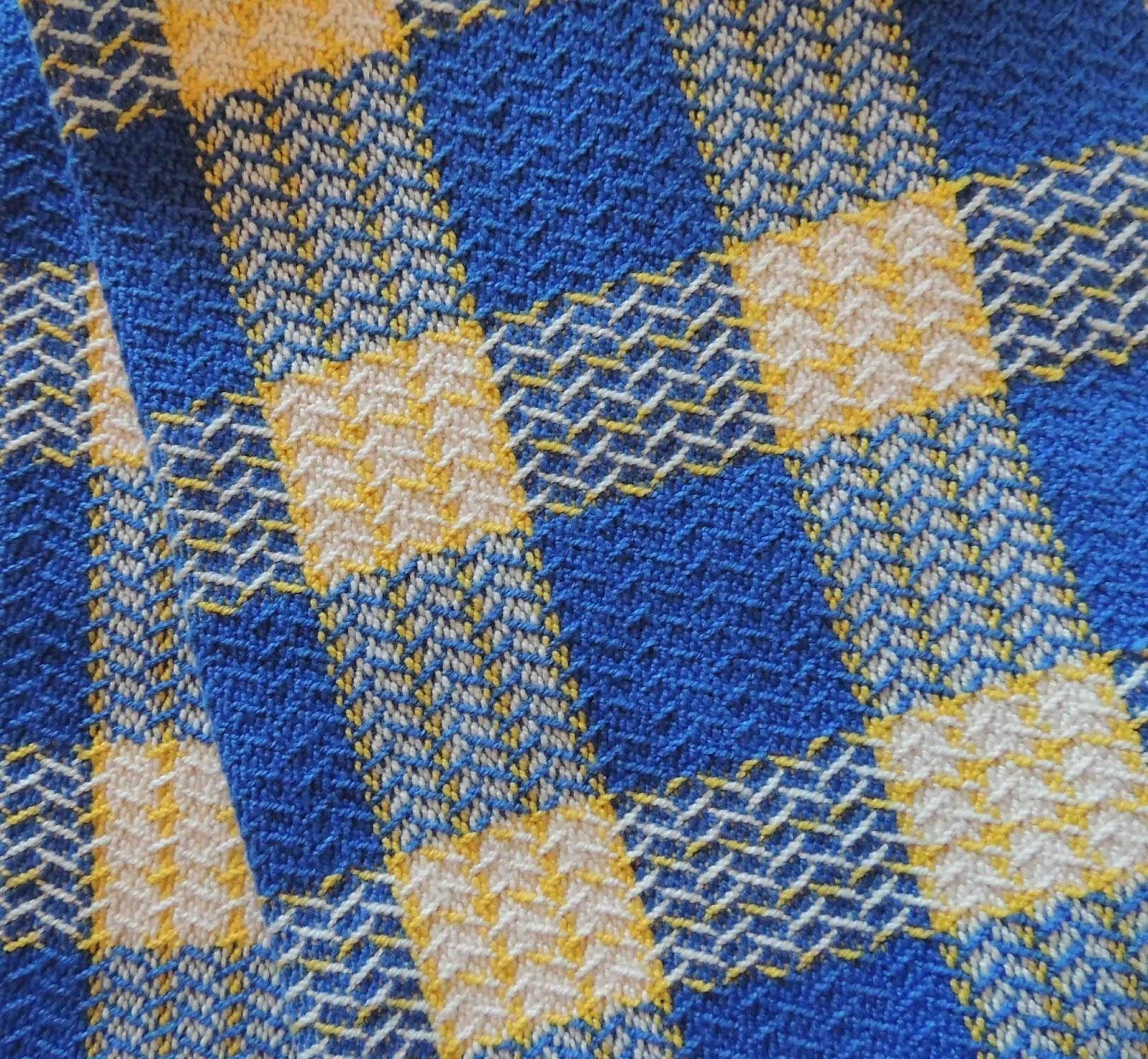 Gym Junkie Towel: Reno Fiber Guild: Even More Handwoven Towels
