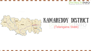 kamareddy  District New Revenue Divisions