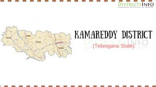 kamareddy  District New Revenue Divisions