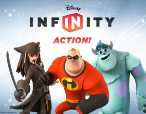 Disney Infinity Action! MOD APK (Characters Unlocked)