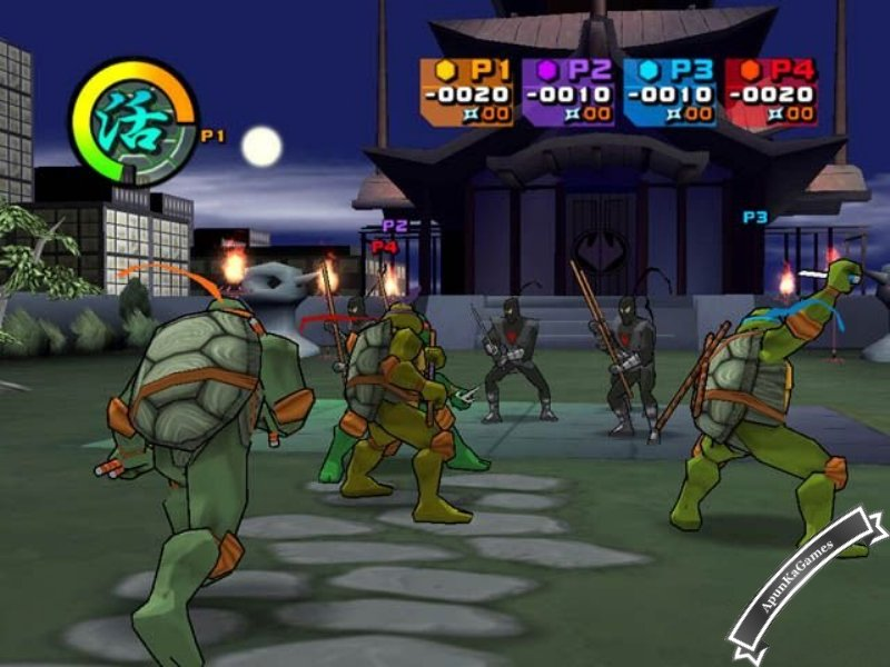 TMNT2 Battle Nexus Screenshots