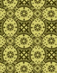 Wallpaper Dinding Motif Batik