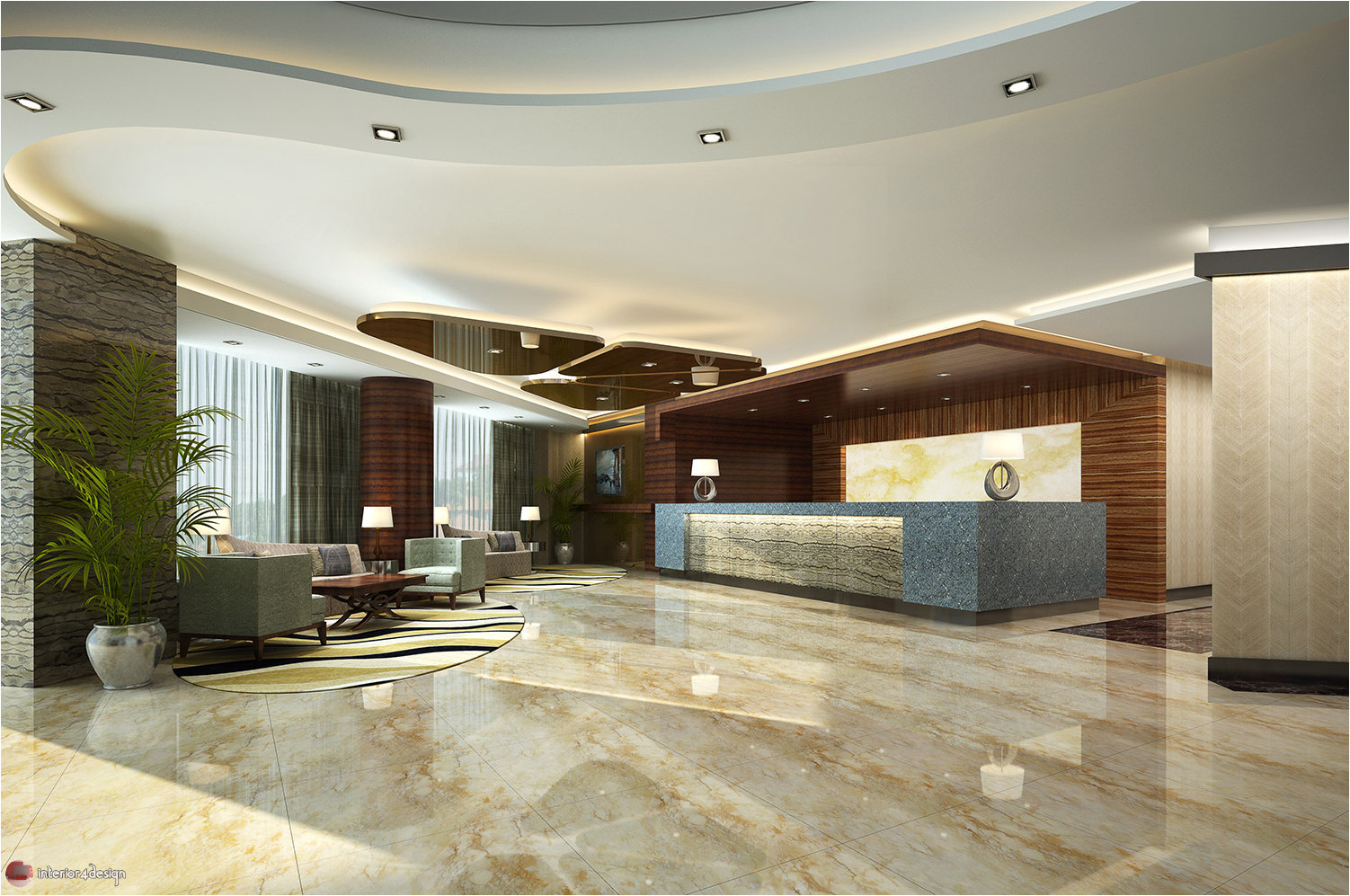 Luxury Home Interior Designs In Dubai That Shows Dubai From Another