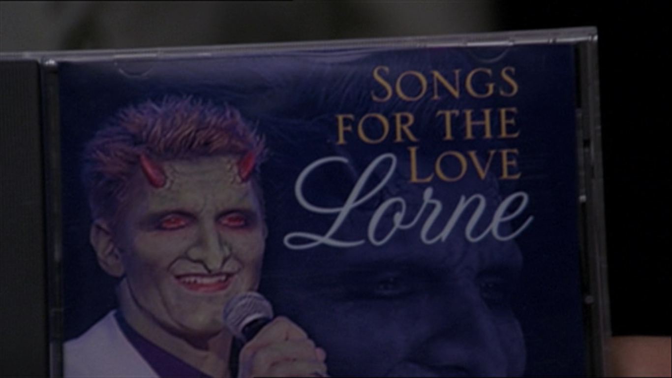 My Andy Hallett's Place: What If This would have happened?😮