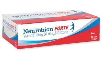 Harga Neurobion Forte Obat Nyeri Sendi dan Syaraf Terbaru 2017