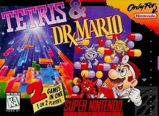 Tetris And Dr  Mario Super Nintendo (SNES) ROM Download - isoroms com