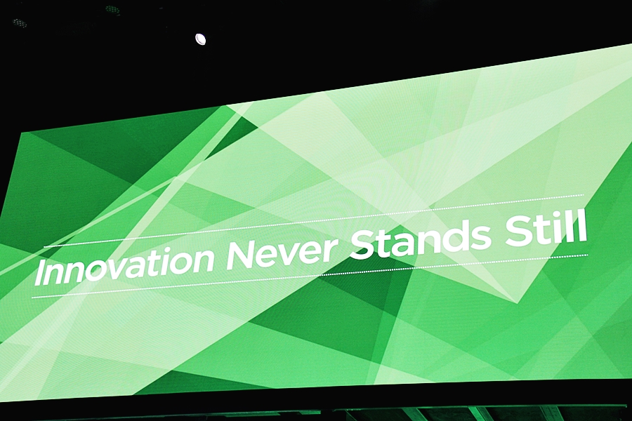 innovation never stands still