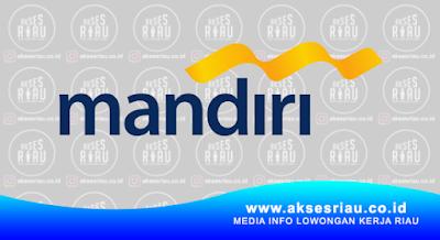 Lowongan Kerja PT. Bank Mandiri (Persero) Tbk Pekanbaru April 2018