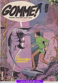 Gomme!, numéro 8, 1982, Dumas