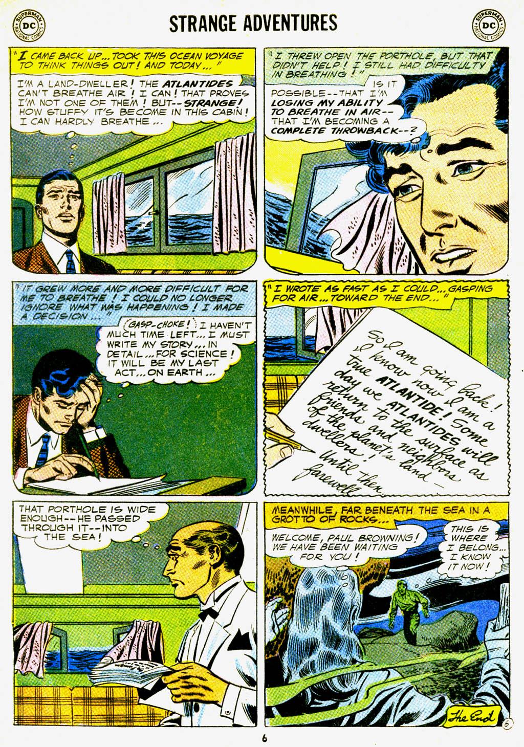 Strange Adventures (1950) issue 227 - Page 8