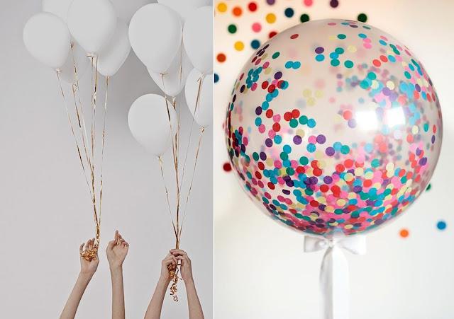 baloes, um ano de blog ,comemoracao