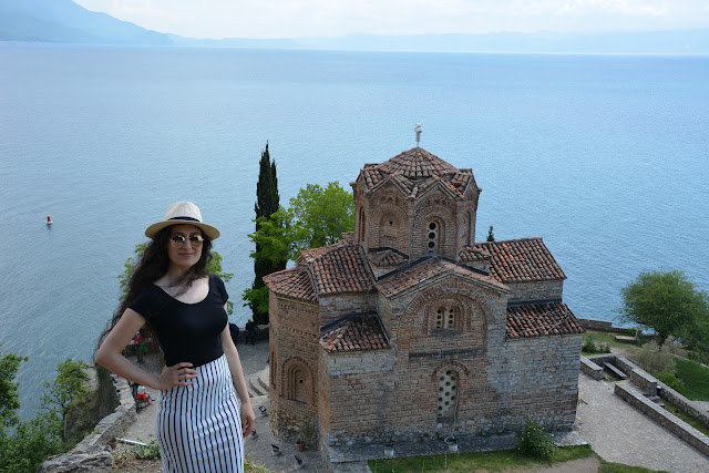 St.John Theologian at Kaneo, Ohrid