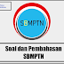 Soal SBMPTN 2018 + Pembahasan No. 4