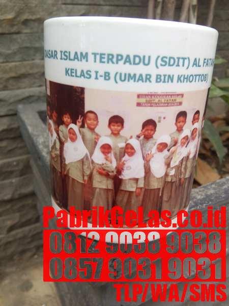GELAS SOUVENIR TERMURAH JAKARTA