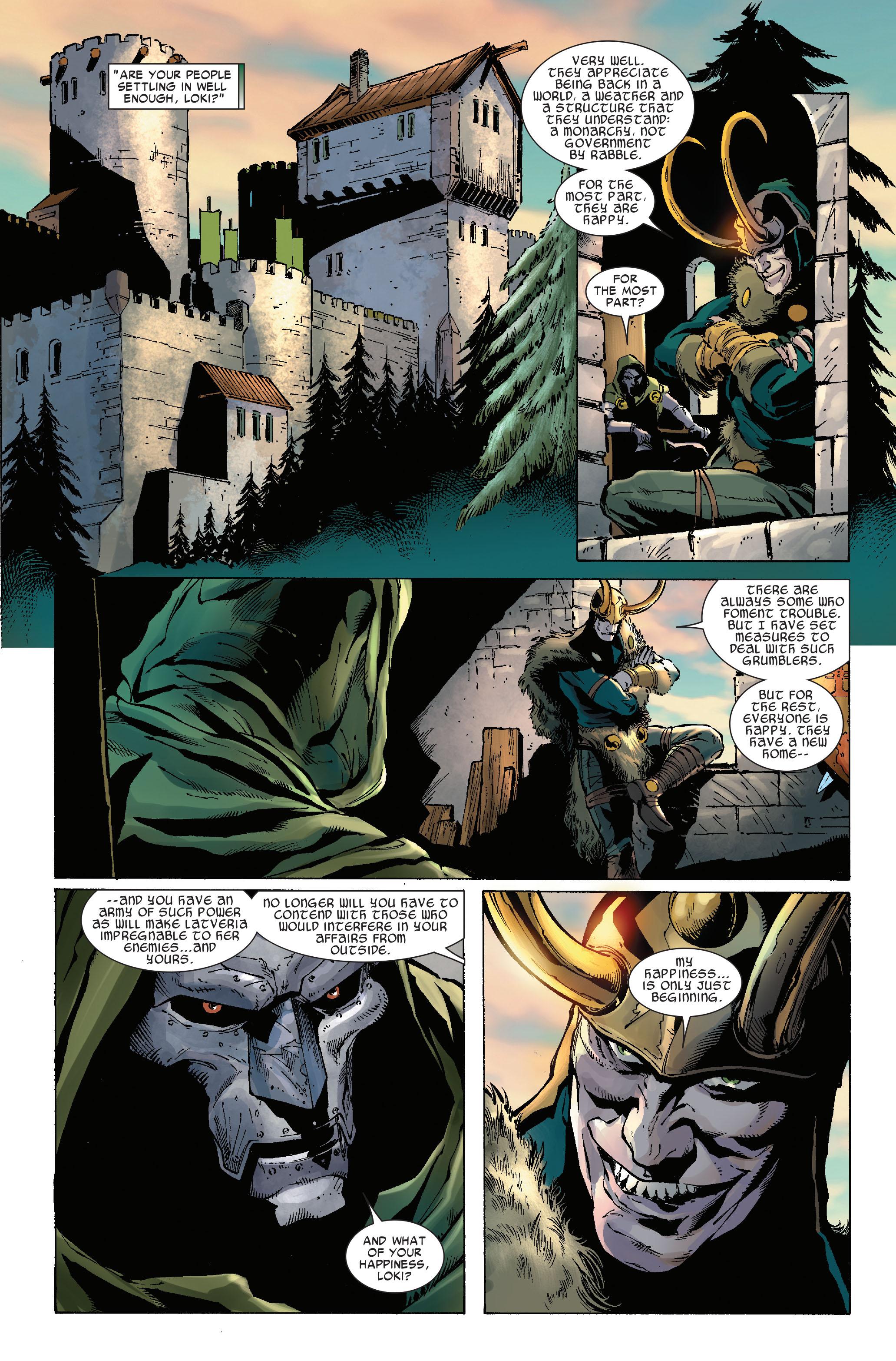 Thor (2007) Issue #602 #15 - English 18