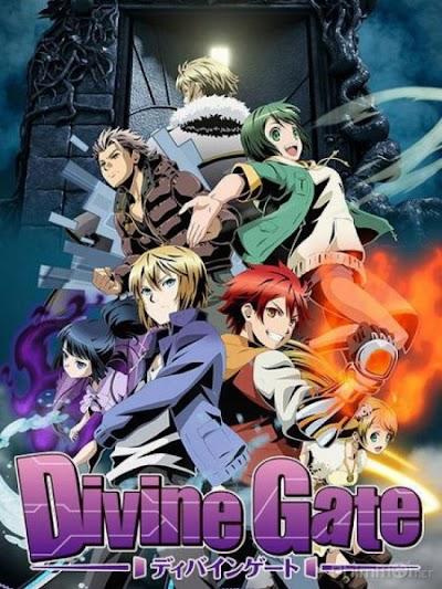 Divine Gate [Audio Castellano] 12/12] [MEGA]