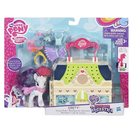 MLP Rarity Dress Shop Rarity Brushable Figure