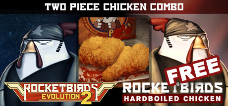 Rocketbirds 2 Evolution PC [Full] Español [MEGA]