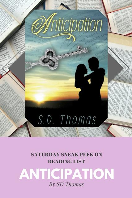 Anticipation by SD Thomas a Sneak Peek on Reading List