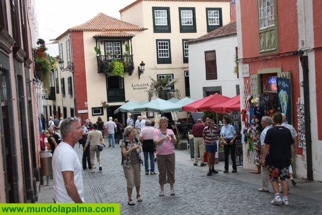 El sector empresarial y comercial de La Palma se suma al 'Manifiesto por una Isla Limpia y Sostenible'