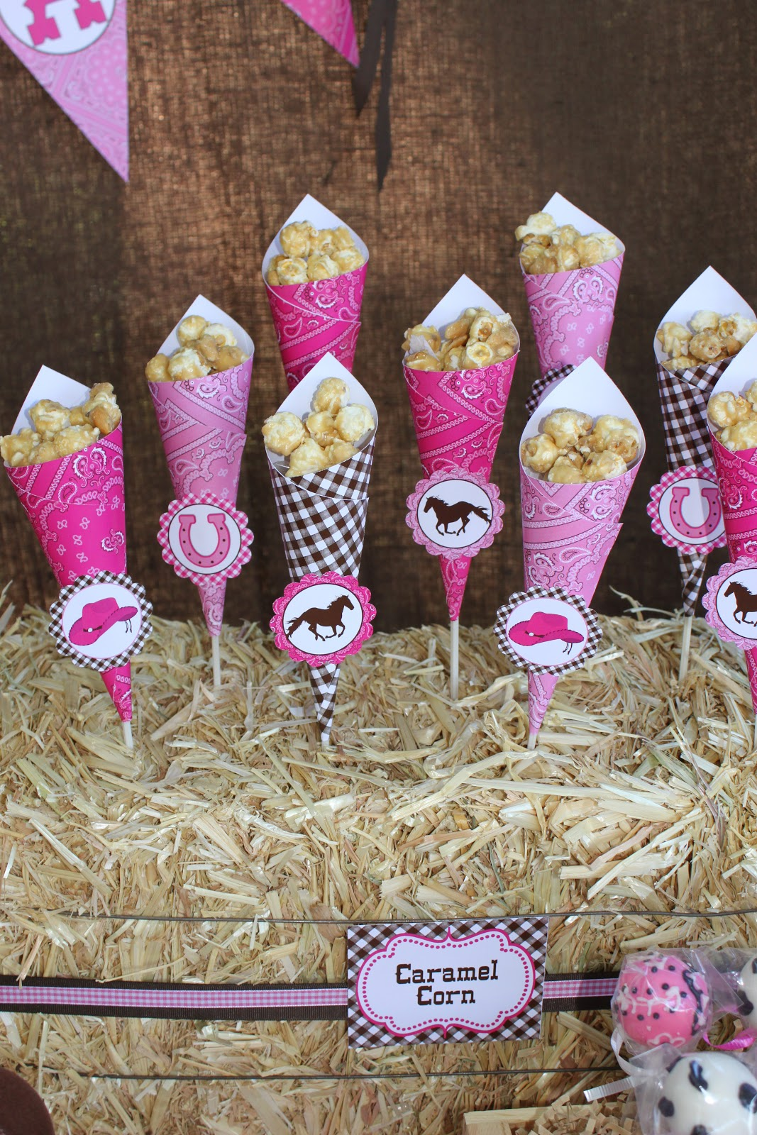 Craft Ideas For Cowgirl Party