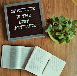 letterboard, bible journaling, succelents, flat lay, gratitude