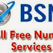 BSNL Toll Free Number Services Customer Care