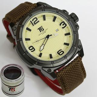 Merk Jam Tangan Terkenal T5,Jam Tangan T5, Jam Tangan Original