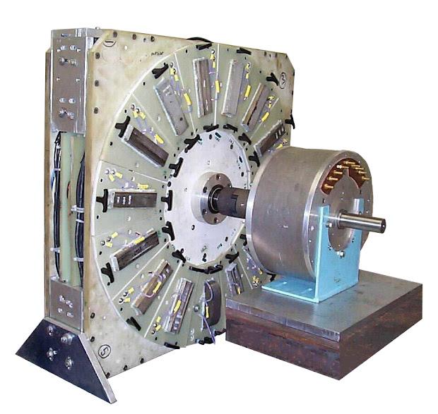 Perpetual Motion Motor Generator - Year of Clean Water