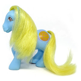 My Little Pony Sports-Time UK & Europe  Schooltime Ponies G1 Pony