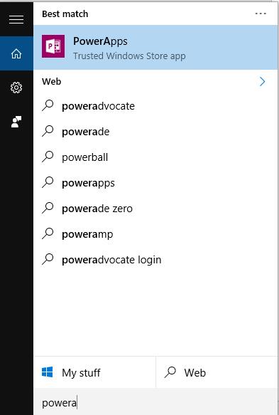 Bishwadeb Dey: Introduction to Microsoft PowerApps & Flows