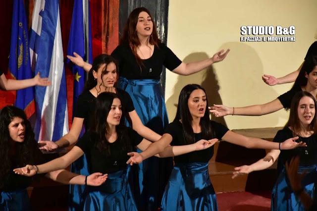 """Η Πατρινή γυναικεία χορωδία BelCantes έκλεψε την παράσταση στο """"5ο Ναυπλιο - ARTIVA Διεθνές Χορωδιακό Φεστιβάλ"""""""