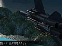 Game Modern Warplanes v1.1  Apk Mod (Free Shopping)